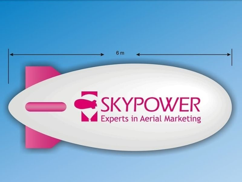sky power blimp design